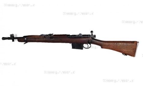 Picture of India Rifle Factory 2A1 .7.62 Bolt Action Rifle