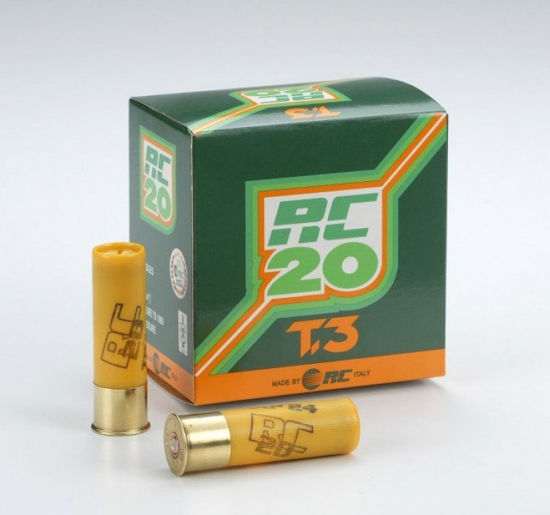 Picture of RC20 T3 24 Grams No.7.5 (20 Gauge)