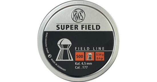 Picture of RWS Superdome Field Line .177 x500 0.54g 8.3gr