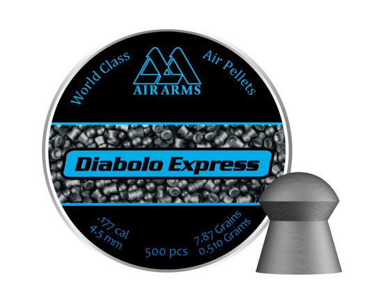 Picture of Air Arms Diabolo Express .177 7.87gr 4.52 x500