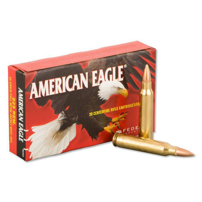 Picture of Federal  .223 American Eagle 55gr