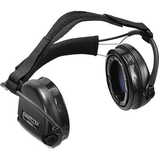 Picture of Swatcome Active 8 Neckband Black