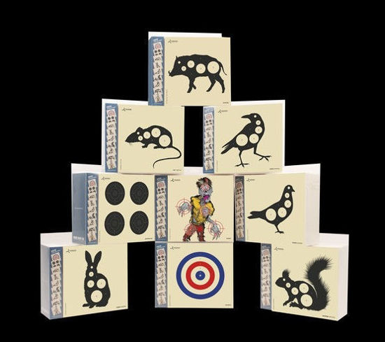 Picture of Range Right Air Pistol x50 Paper Targets